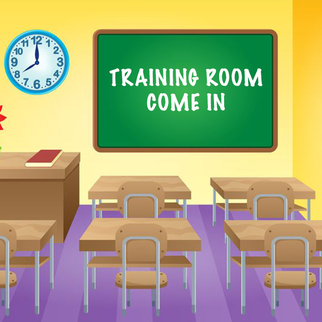 Vooler training room